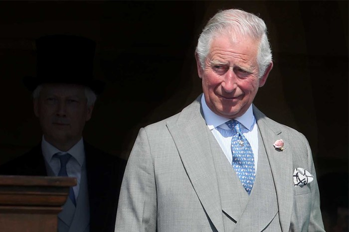 從這個小小細節就看出查理斯王子有多重視 Meghan Markle 這位新成員!