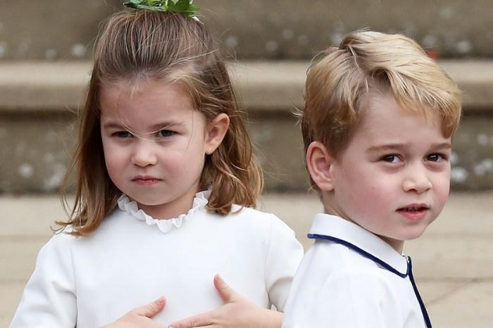 喬治與夏洛特在聖誕打破皇室慣例,不過如此可愛的行為應該不會被媽媽凱特責怪⋯⋯
