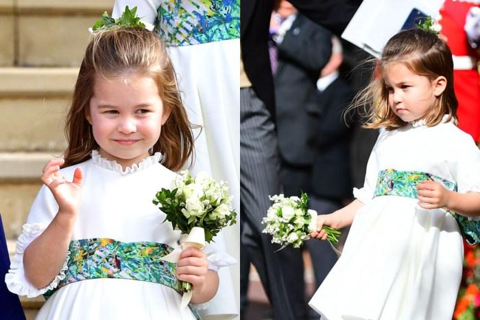 誓要把祖母戴妃的精神傳承!夏洛特公主也跟著哥哥腳步開始上這堂課!