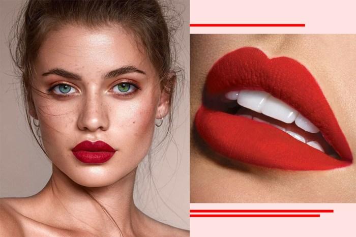 紅唇控也瘋狂!原來這些唇膏被譽為最好的紅色唇膏!