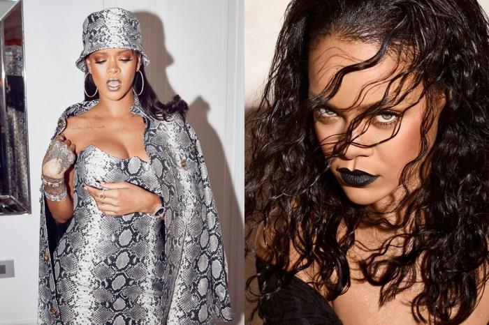 宣布明年出專輯粉絲還是不放過,Rihanna 的裝死回應實在太逗了!