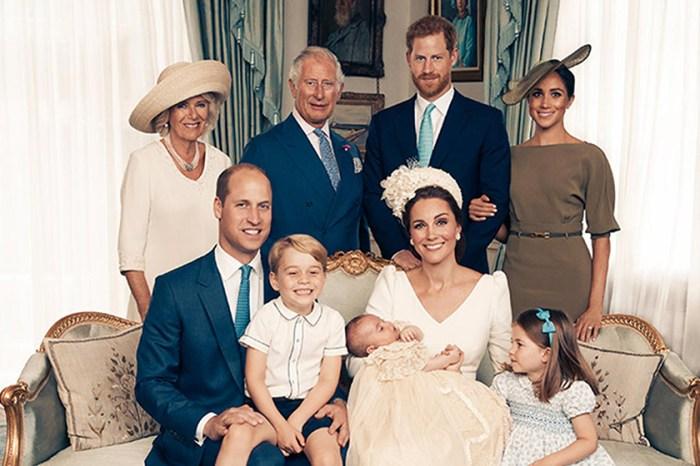 最新皇室照片曝光!有路易小王子正面外,還有哈里王子結婚的幕後花絮!