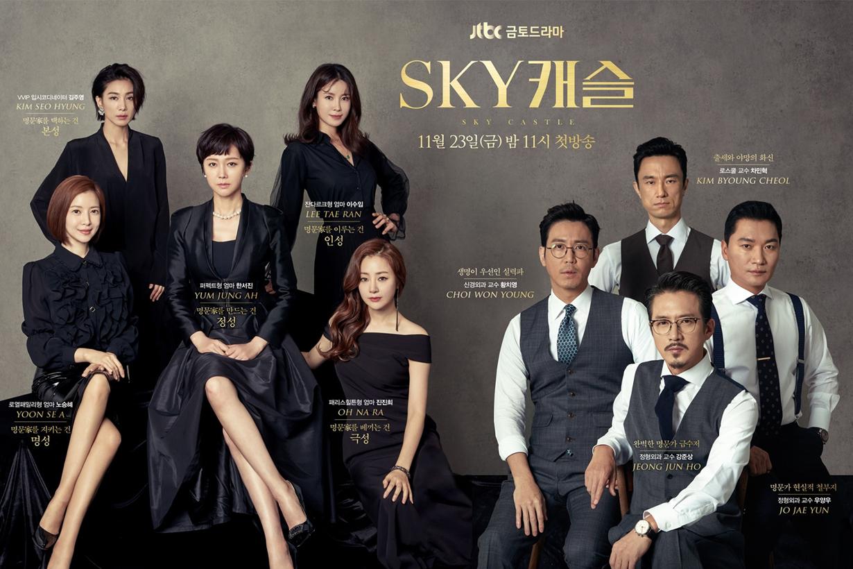 Sky Castle JTBC Boyfriend Memories of the Alhambra tvN Drama K Drama Korean Drama Korean Actors Actresses Song Hye kyo Park Shin Hye Park Bo Gum Hyun Bin Trending topics
