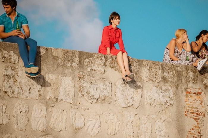 《男朋友》播出僅僅 2 集,宋慧喬的這條連身裙在網絡的討論度極高!