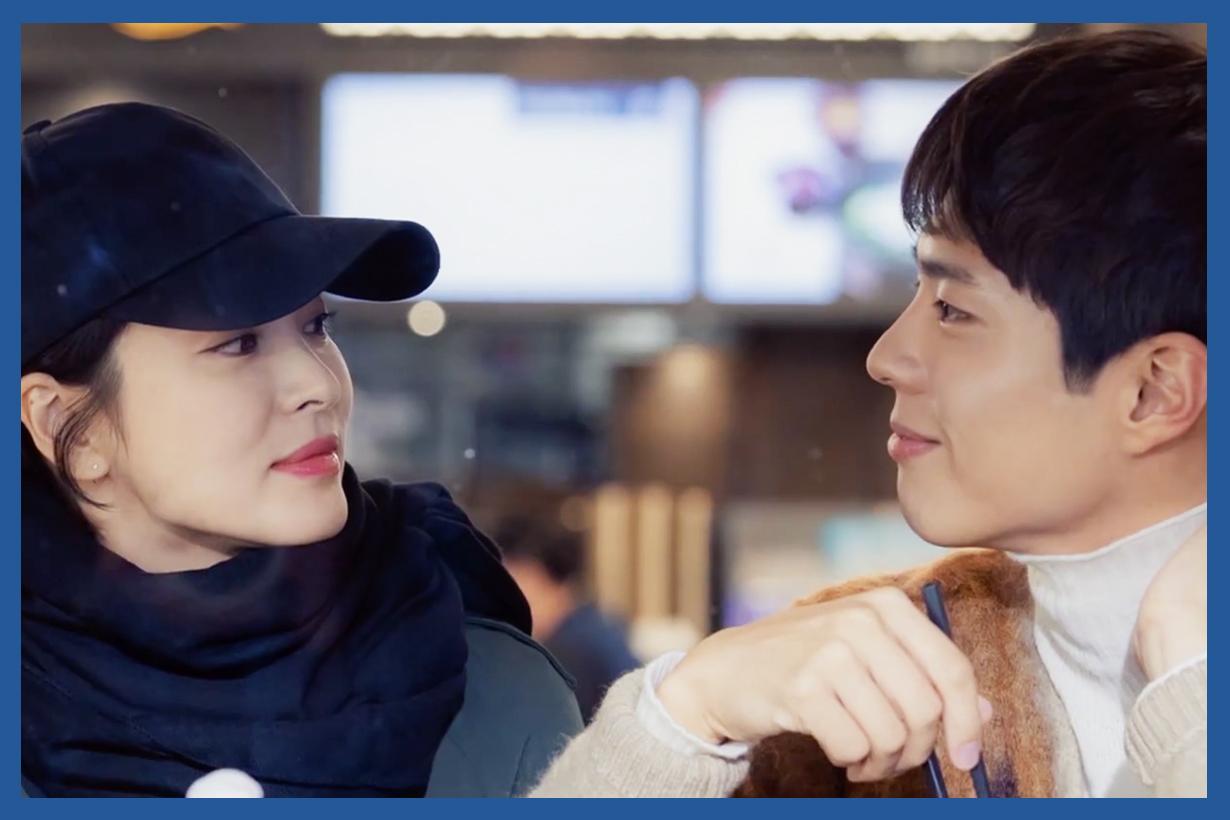 Boyfriend K Drama Korean Drama Song Hye Kyo Park Bo Gum NG Bloopers Gag reel Korean Actors Actresses