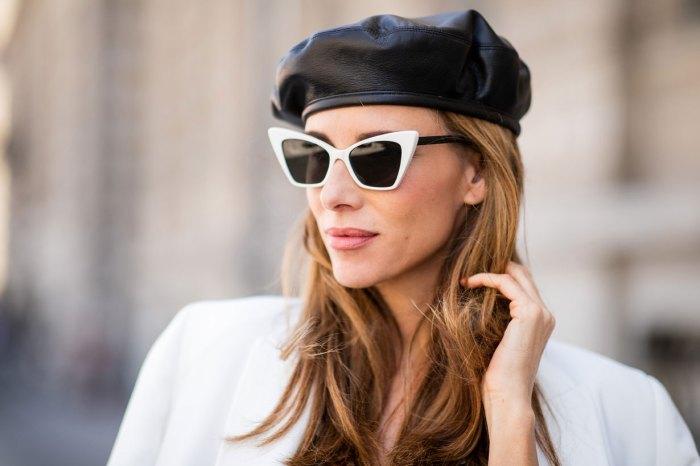 冬天,把帽子從衣櫃拿出來!看看歐美女生最近愛的冷帽造型