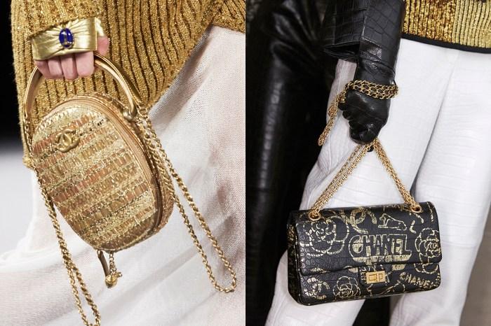 一次過看 Chanel 2018/2019 工藝坊系列有什麼要買的手袋飾物!