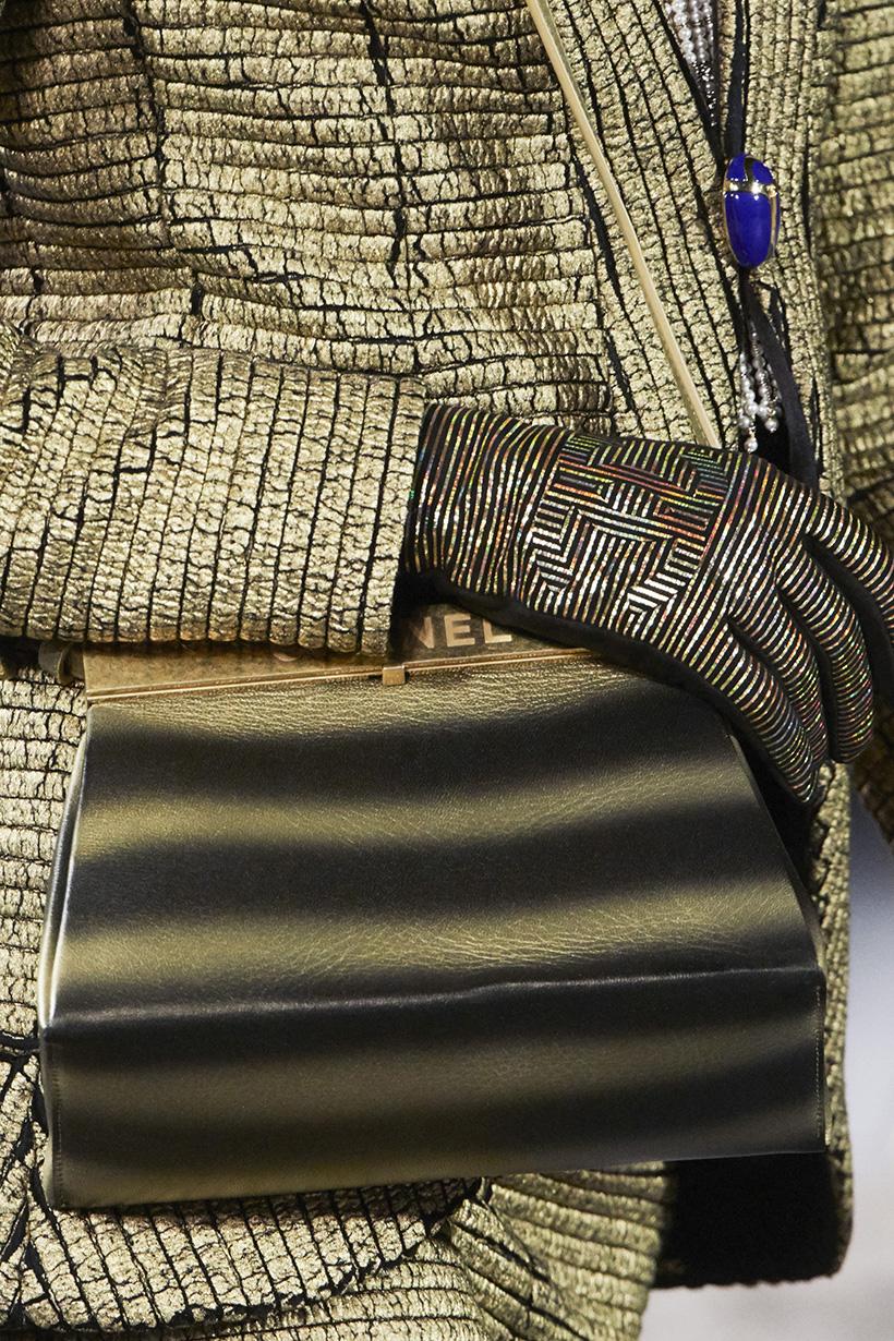Chanel The Paris-New York 2018/19 Métiers d'art collection Handbags Accessories