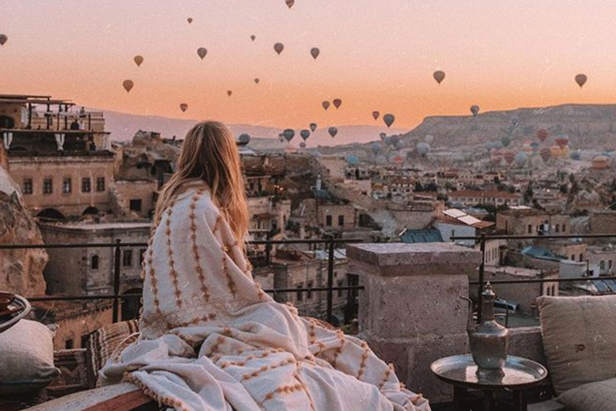 Travel Bloggers instagram, looking for 2019 travel inspiration