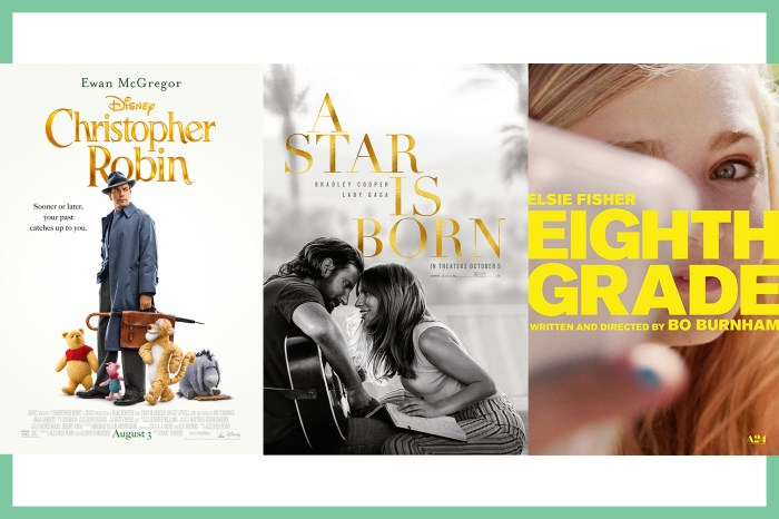 由《Variety》首席影評人選出,2018 最好和最爛的電影都在這裡!