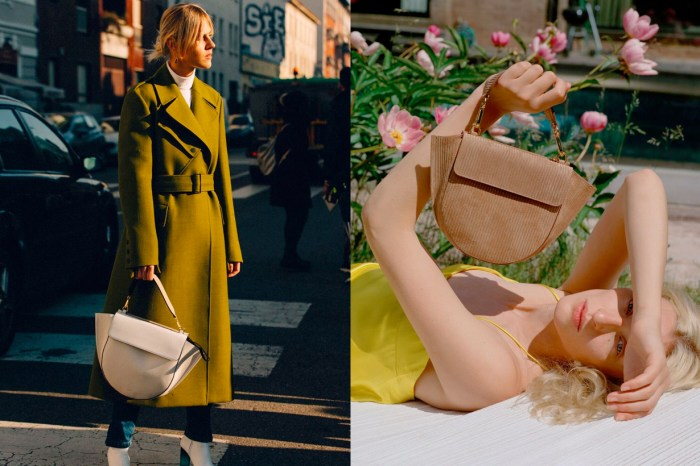 這個街拍人手一顆的手袋究竟來自?認識混血北歐、巴黎、紐約的小眾手袋品牌!