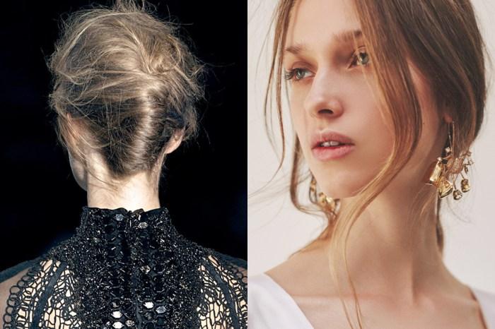 新娘髮型靈感 20+:從 Runway 取經或許能替你帶來不同驚喜!