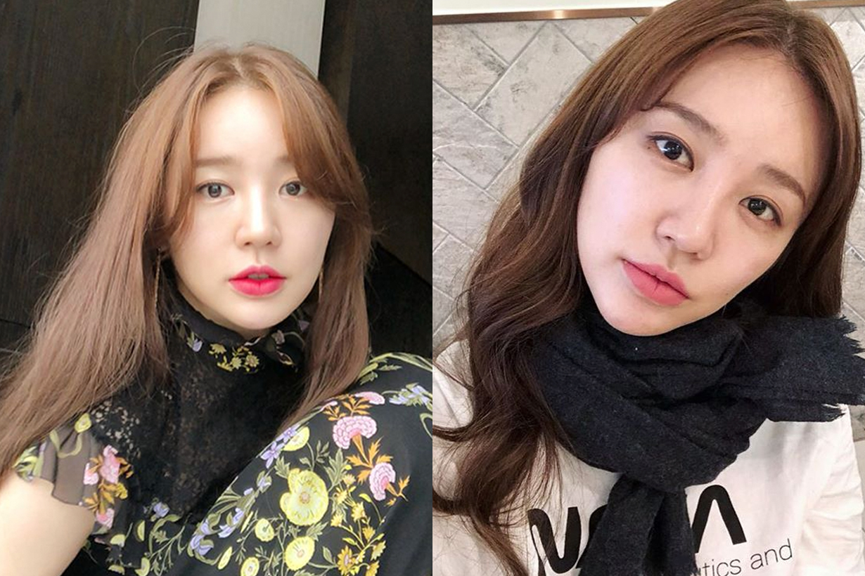 Yun Eun Hye Grace Love Alert MBN K Drama Korean Drama Siero Cosmetics Korean Makeup Lipsticks Eyeshadows Cushion foundation K Beauty Korean Actresses celebrities