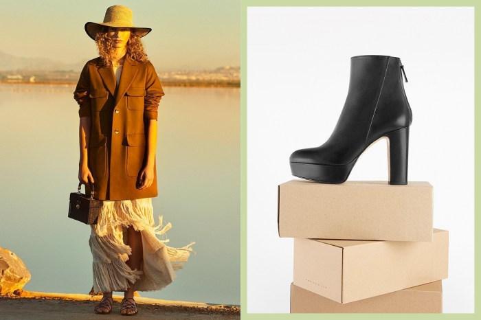 沒買到一定捶心肝:Zara 秋冬大減價單品 60+,服裝、飾品、鞋履都超好逛!