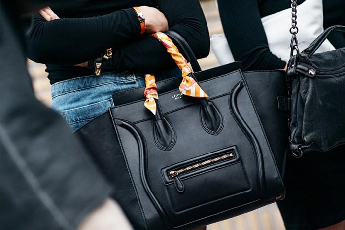 Phoebe Philo 打造的經典 IT Bag:Celine Luggage 今季推出讓人意想不到的新色!