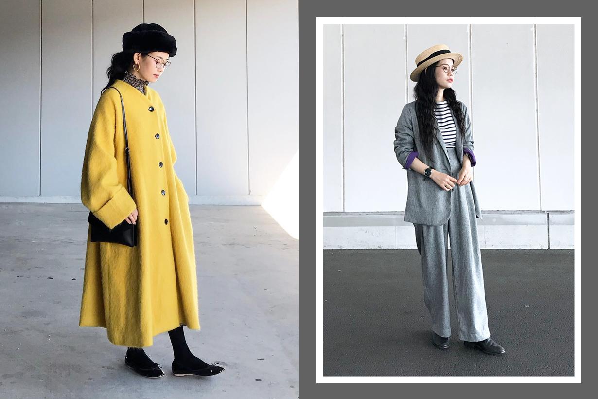 short girls styling tips japanese model zozotown yuki