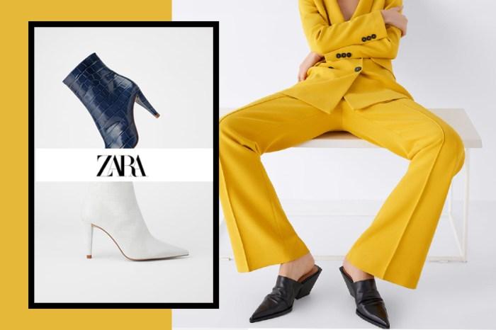 新季買鞋怎可錯過 Zara?這 10 雙價錢在 $600 下,卻是可媲美大牌的高質款!