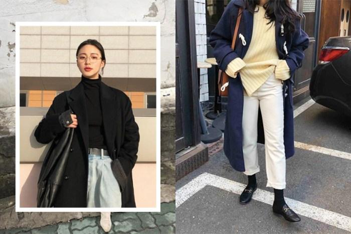 視覺上增高 10cm!跟韓國女生學顯高又顯瘦的 「9 分穿搭法」