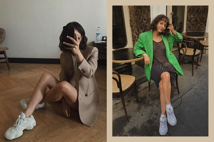 有時候只想輕鬆出門:法國女生欽點的「實搭波鞋」是這幾雙!