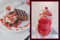#POPSPOTS in Taipei:夢幻草莓季來了!Cuiqu Cafe 草莓限定商品搶先開箱!