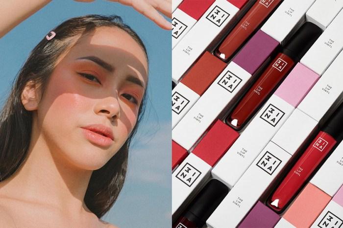 最療癒的色票彩妝:你該認識這個西班牙平價彩妝品牌「3INA」