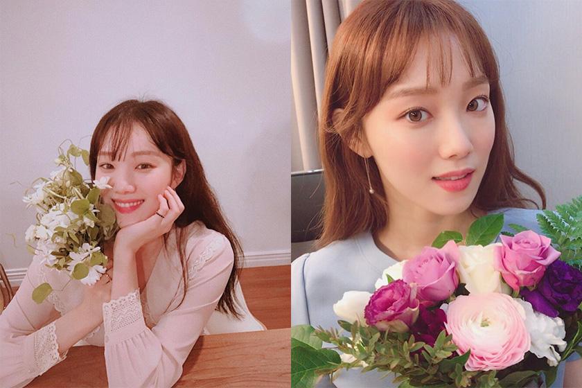 Korean Girls Skincare Tips Laneige Lee Sung Kyung