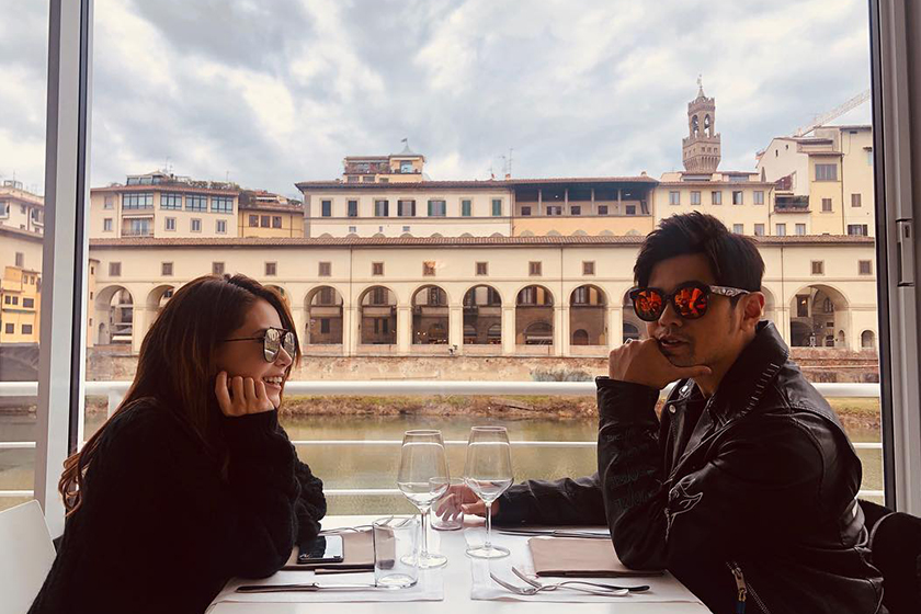 Hannah Quinlivan Jay Chou 5 Year Challenge Date Italy