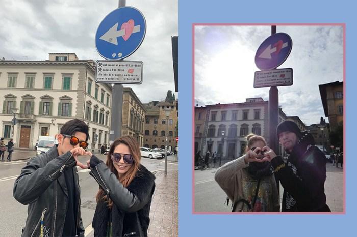 五年前後一樣甜蜜!周杰倫帶昆凌重回義大利約會地慶祝紀念日!