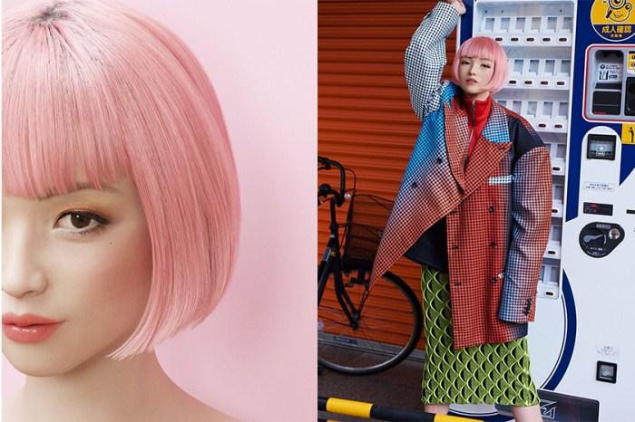 別輕易相信自己眼睛:這位迅速竄紅日本模特 Imma 再度讓你虛實不分!