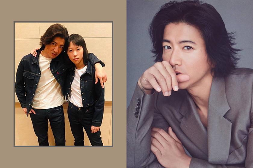 Takuya Kimura Leah Dou Levi's CM Dance Together