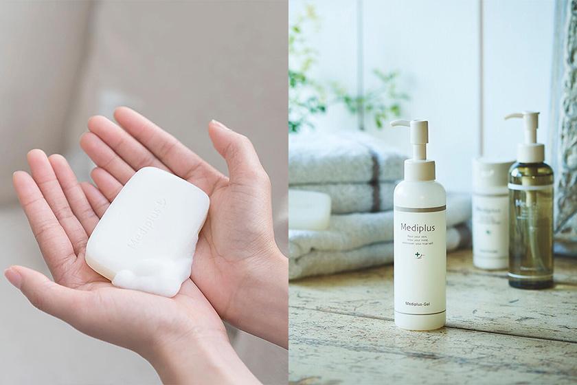 Mediplus Japanese Girls Skinacre Brand Simple Skincare