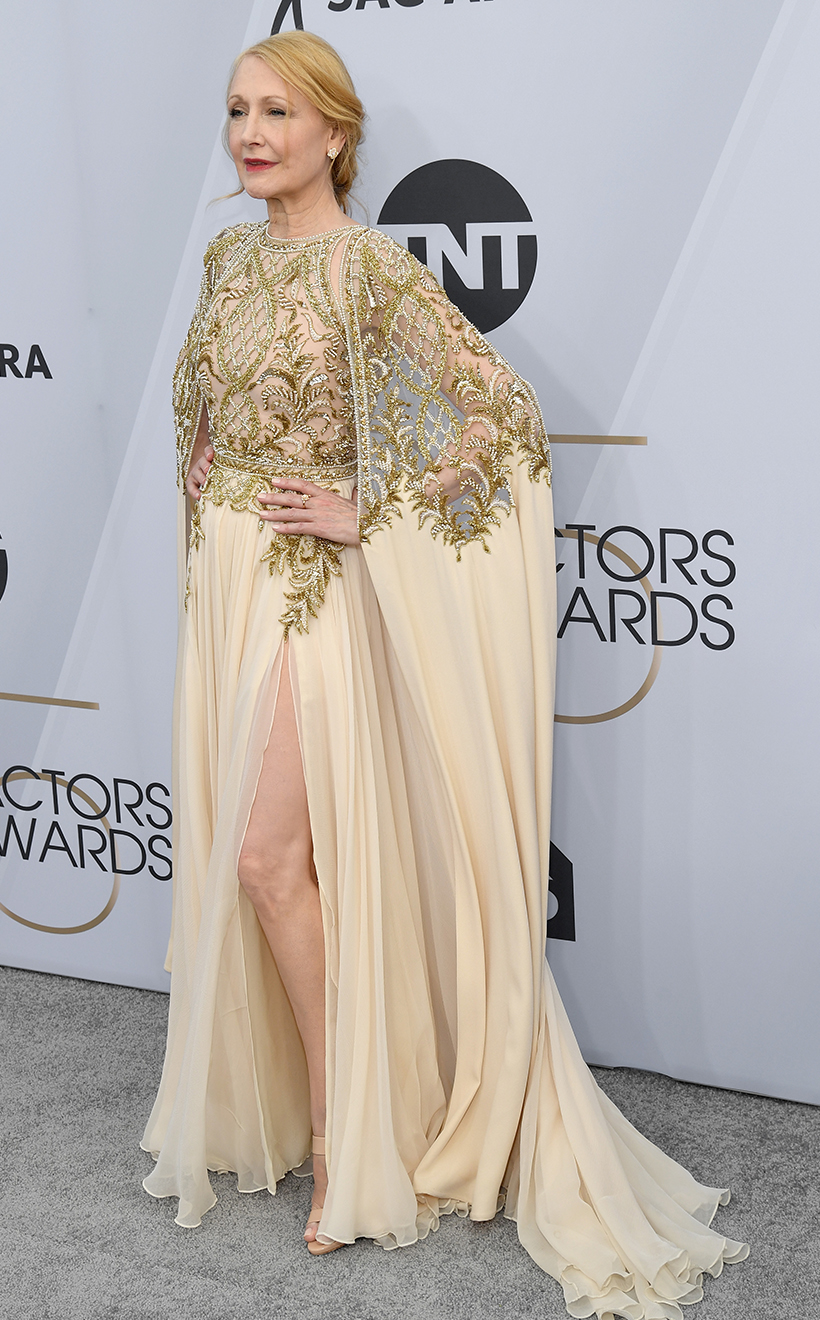 lady gaga Margot Robbie Amy Adams 2019 Screen Actors Guild Awards Red Carpet