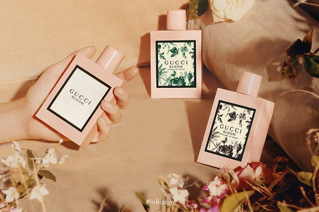 2019 Valentine's Day Limited Perfumes Collection Chanel Gucci BYREDO