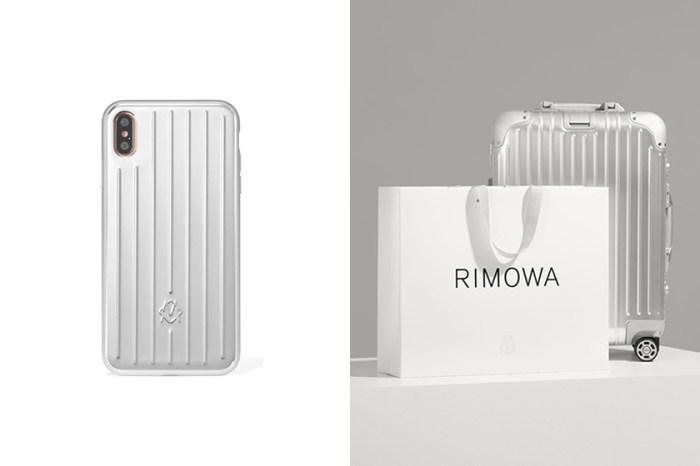 地表最強:Rimowa 竟然推出 iPhone 手機殼,根本是縮小版行李箱!