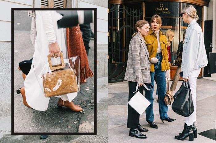 預計 3 個月內爆紅:你知道甚麼是 Bracelet Bag 嗎?原來今季流行的手袋都有這個共通點!