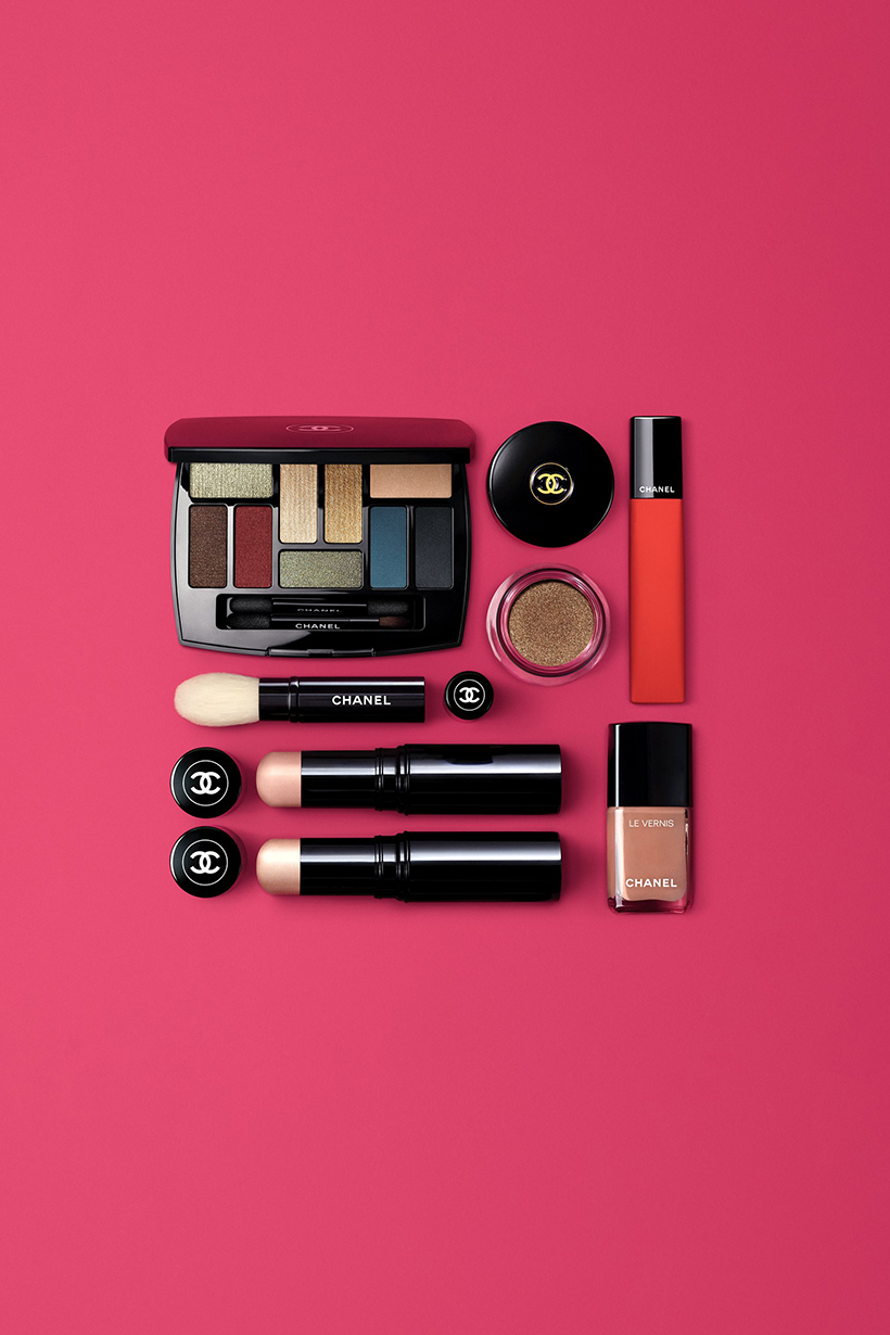 Chanel 2019 SS makeup collection