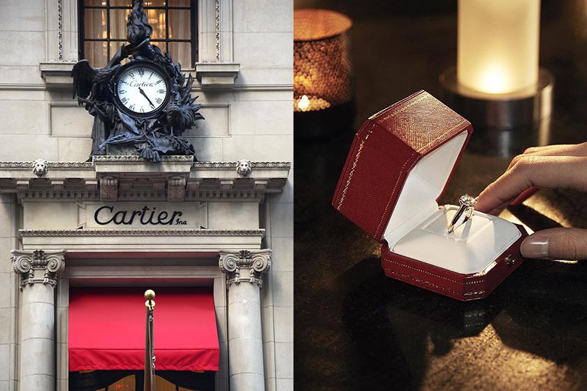 Cartier red box Secret 2018 color