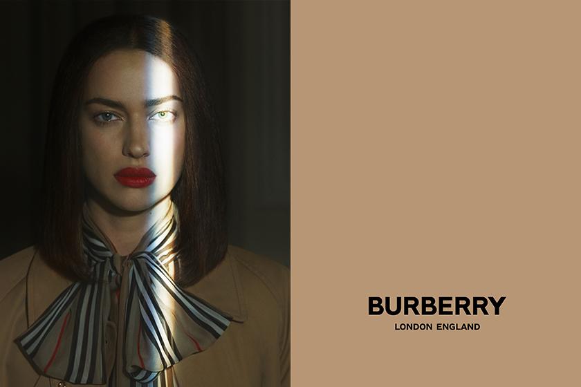 burberry reveals riccardo tiscis first ad campaign