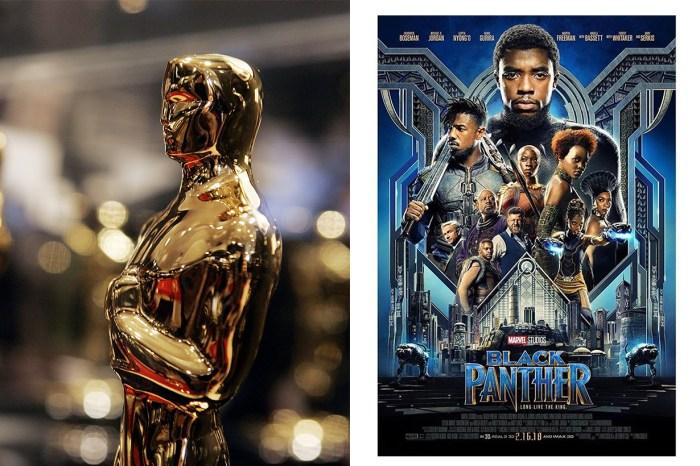 奧斯卡金像獎 2019 提名名單出爐!史上首次漫威電影入圍,《黑豹》勢成大熱門