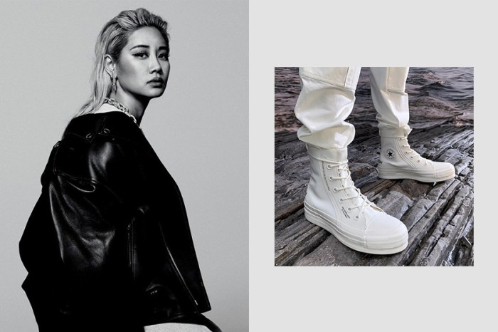 空降本季最美 Converse,主理人 Yoon Ahn 率先曝光聯名系列!