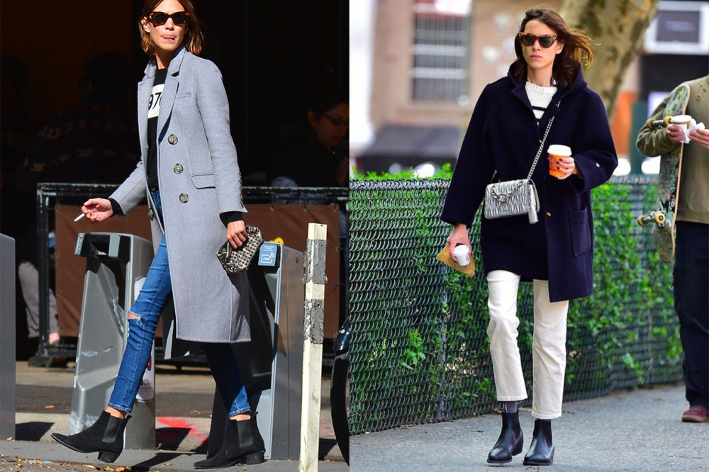 Chelsea boots alexachung