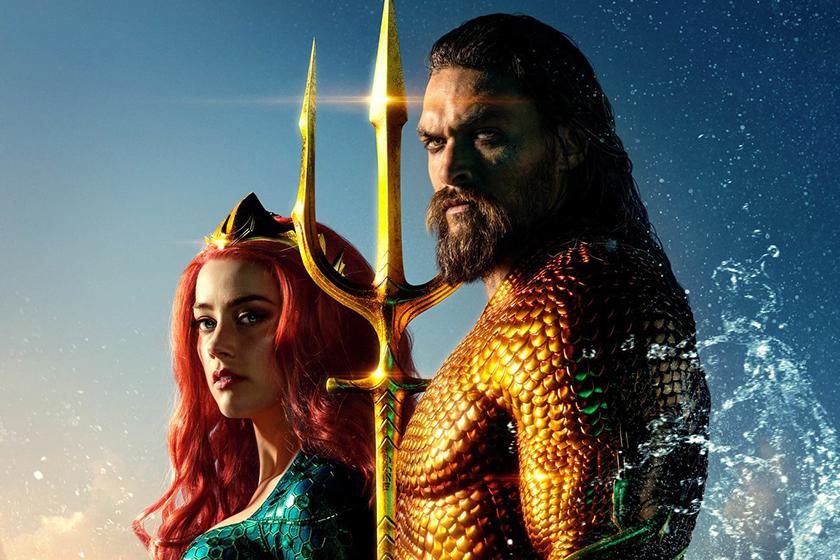 Aquaman Delected scenes james wan dc