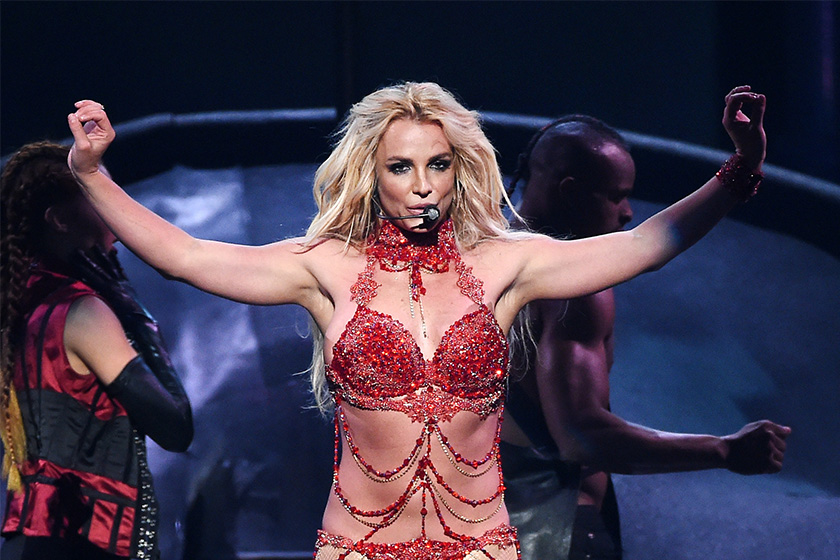 Britney Spears announces indefinite hiatus from work to care for father