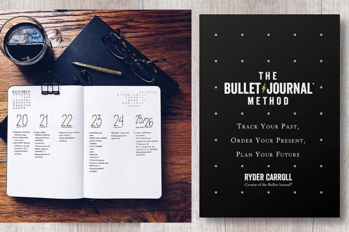 什麼是「Bullet Journal」?歐美超火「子彈筆記術」,快、狠、準地整治拖延症!