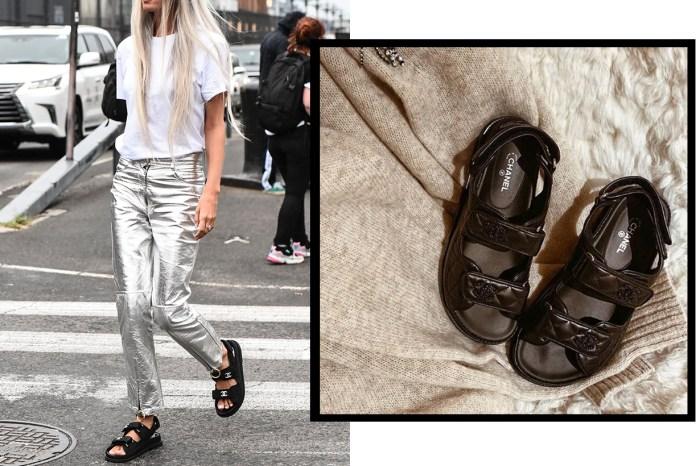 Chanel 這雙鞋子紅到 2019!這刻只能搶購類似款式了