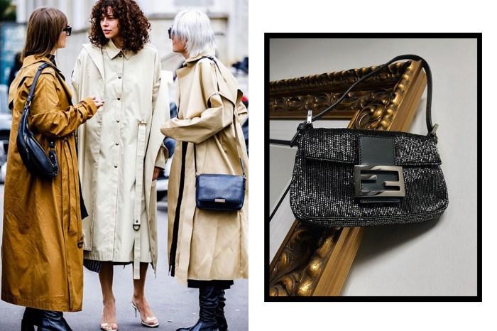 這個 90 年代風格的名牌手袋,時尚女生連二手舊款也要搶!