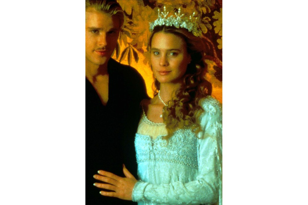 The Princess Bride, 1987 Robyn Wright