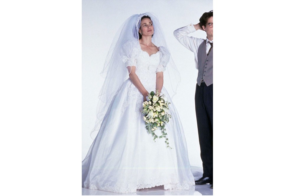 Four Weddings and a Funeral, 1994 Andie McDowell