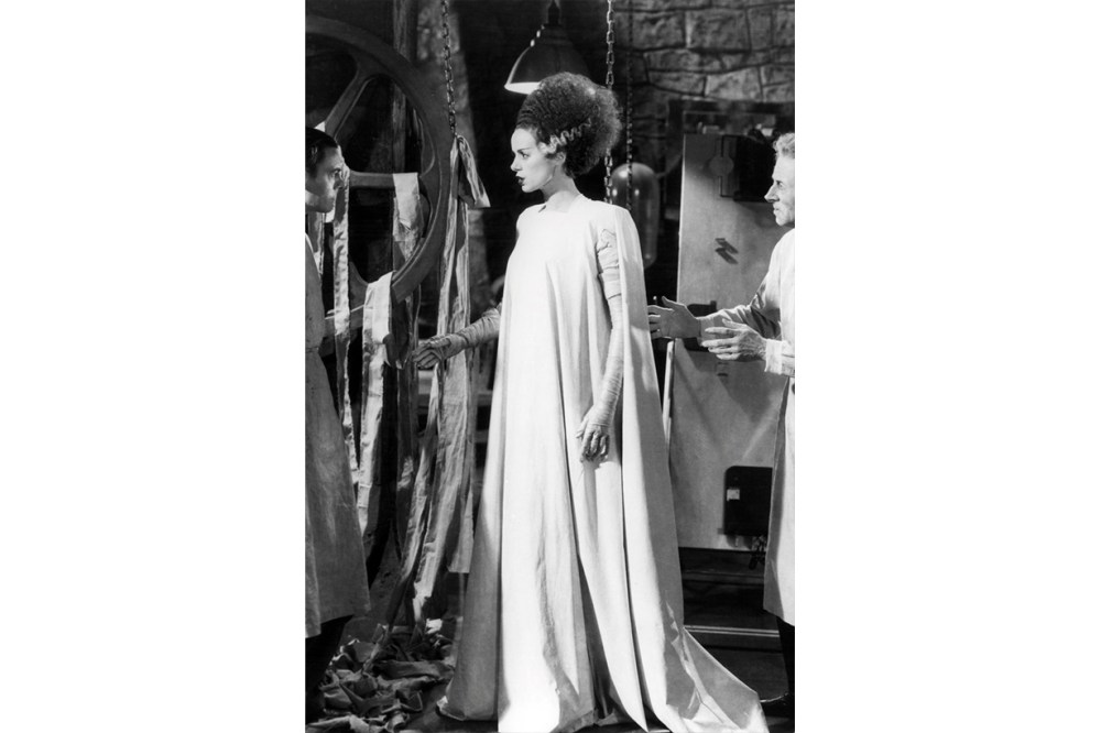 Bride of Frankenstein, 1935 Elsa Lanchester