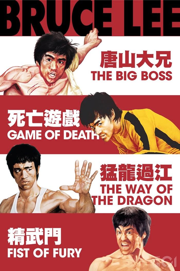 iTunes 推出 4K 高清版本的李小龍電影!影迷們不要錯過